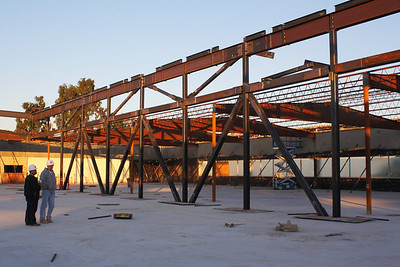 Eastside Christian Progress Photos