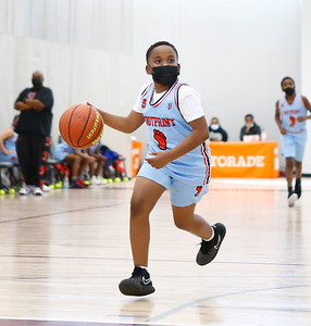 Foot Print  vs Bigger than Basketball 2027 - Black