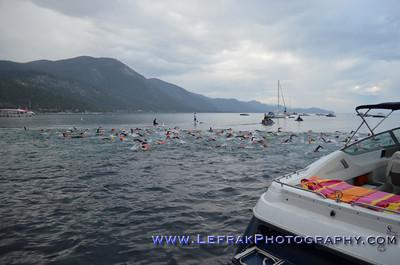 XTERRA Lake Tahoe Swim 2011