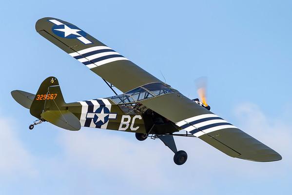 OY-AFG - Piper J3C-65 Cub (L-4H-PI)