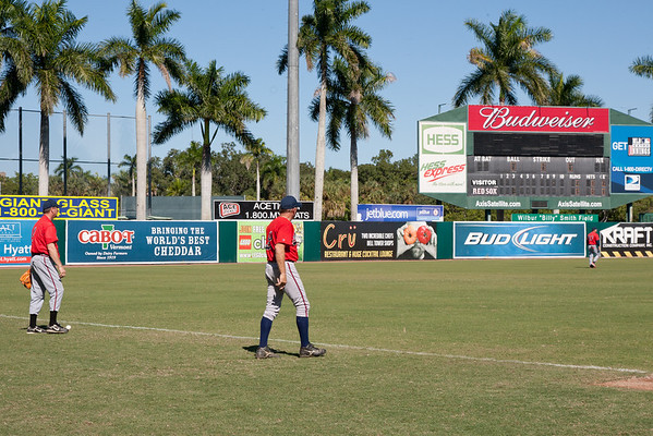 2010 Roy Hobbs World Series, Game 2