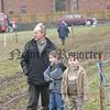 Young boys enjoying the horse ploughing. 06W11N83