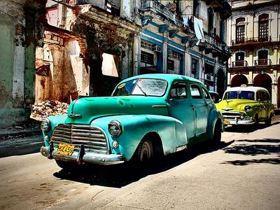 Historic Cars Cuba