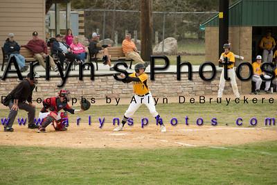 Baseball vs Orono