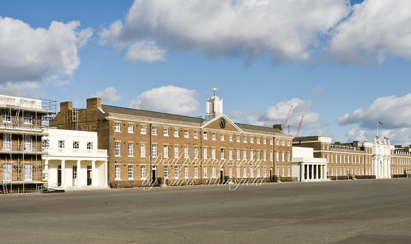 Woolwich common area,        including Artillery place