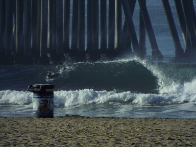 12/20/19 * DAILY SURFING PHOTOS * H.B. PIER