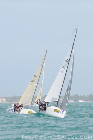 Key West Race Week 2011-Melges 24