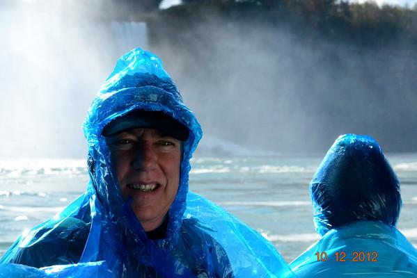 Niagara Falls share