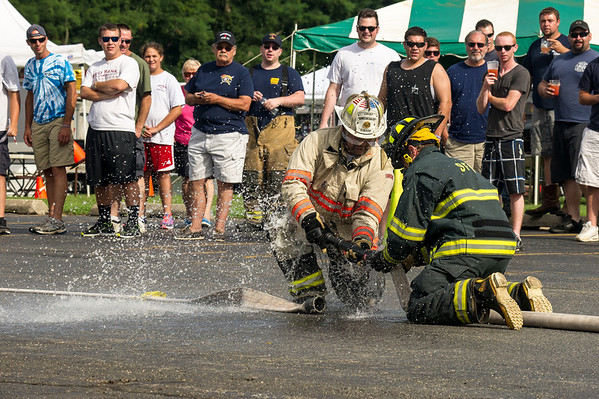 Monmouth County Fire Fighters Competition '13