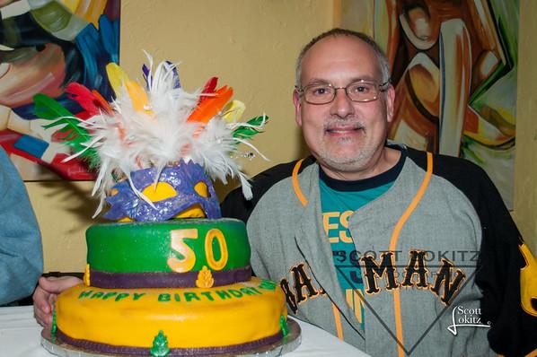Tony Favello's 50th Birthday