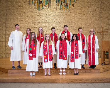 St. Mark's 2021 Confirmation