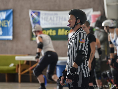 2016-09-03 Wreckers scrimmage