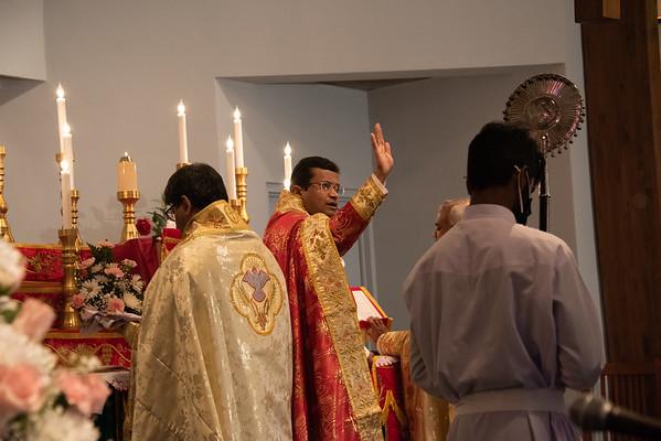 Baptism of Lydia & Seraphina