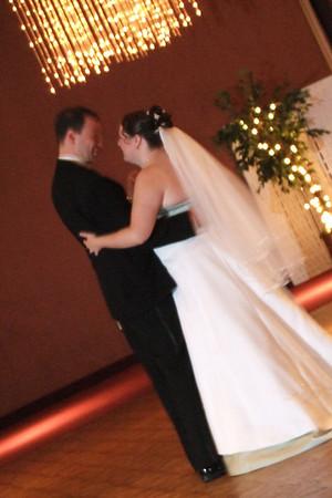 Thad & Shannon's Wedding Reception