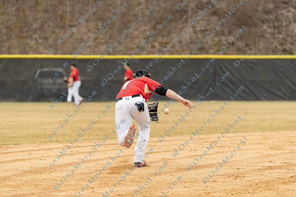 King's College BASEBALL Doubleheader vs FDU 03/30/2019