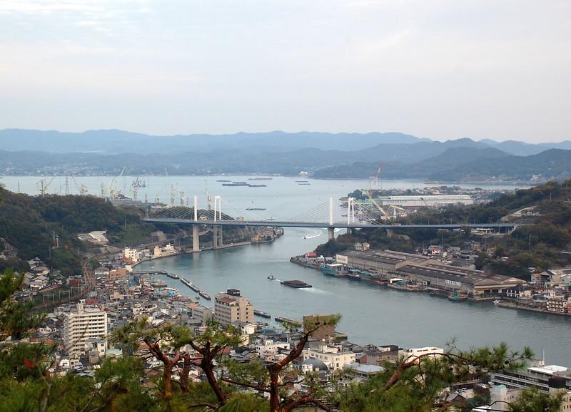Shin-Onomichi Ohashi bridge