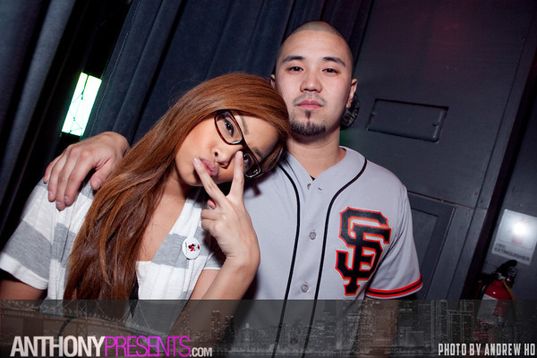 Bad Girl Edition @ Eve 10/25/2012