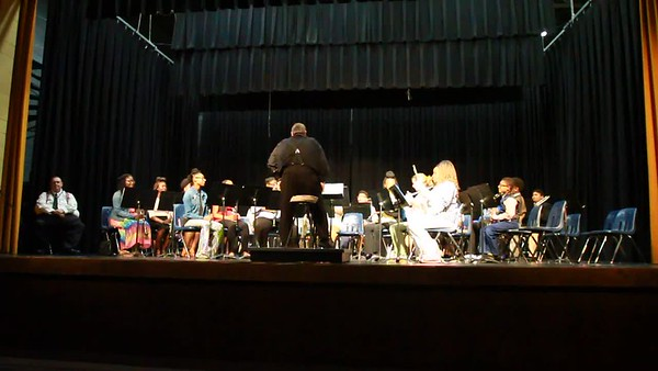 Watson Chapel Spring 2018 Band Concert