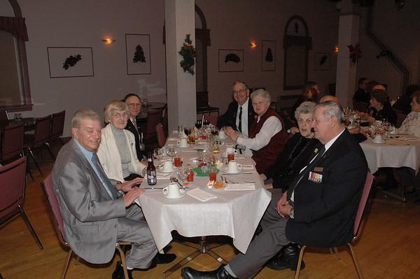 2004 Christmas Dinner