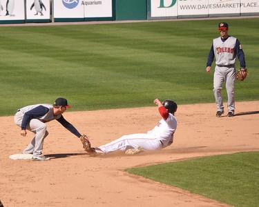 2011 Pawsox baseball