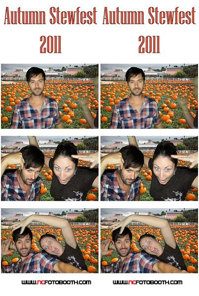 The Coleman Pumkin Party Halloween 2011