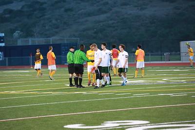 2016_01_22 Boys Varsity Soccer LCC 2 vs El Camino 1