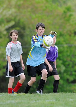 Conor Spring Soccer 2010
