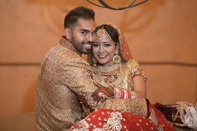Nitin and Neha's Wedding