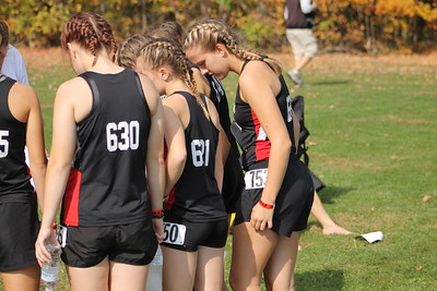 Cross Country @ Regional Championships