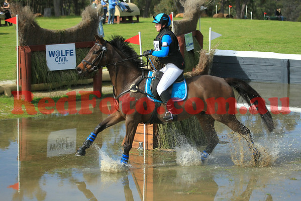 2014 08 10 Wooroloo PHT 3DE CrossCountry CCN EvA105J