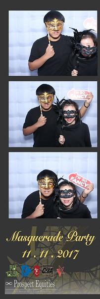 Masquerade Party (11-11-17)
