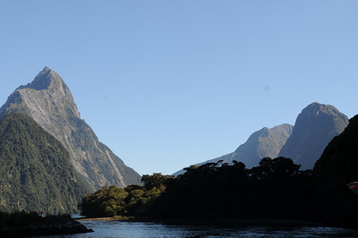 NZ - Te Anau to Milford Sound