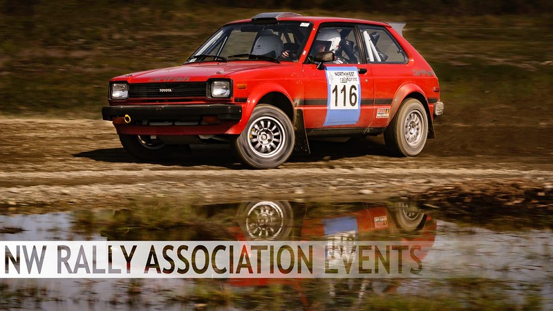 Northwest Rally Association Events ^^