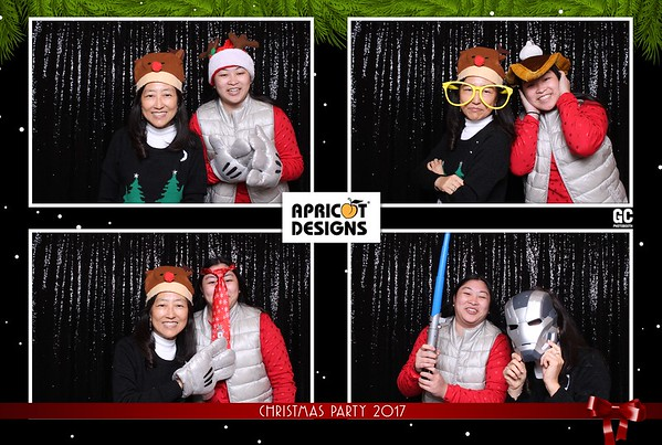 12-23-17 Apricot Holiday Party