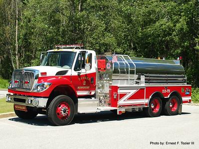 Newbury, MA (Protection #2) Fire Apparatus