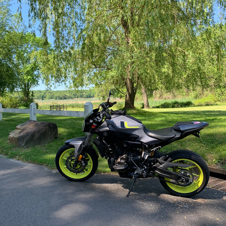 2016 yamaha fz07 in nissequogue