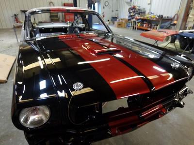 Pat Switzer's 66 Mustang Fastback