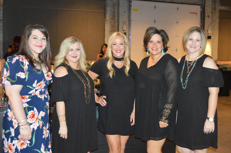 Jessica Phillips(Arkoma Program Manager), Tracy Curtis, Amanda Whitney, Rachel Brown, Joy Feesler 1.JPG