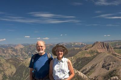 Pagosa Peak, August 2012