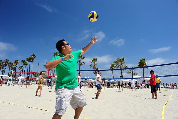 USAP Beach Party