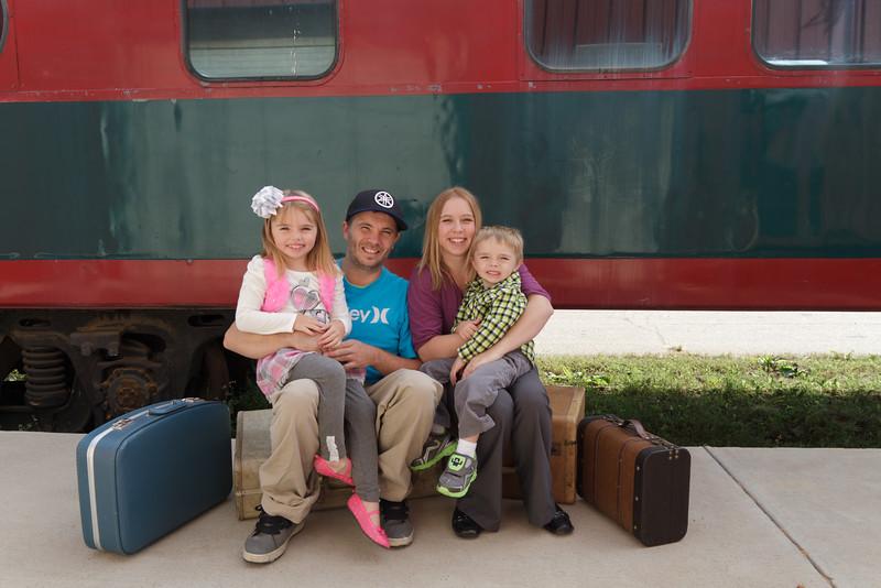 Salzman family