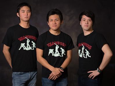 Akihiro, Keisuke, Shota