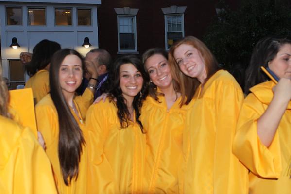 St. Mary's Graduation (May 26, 2011)