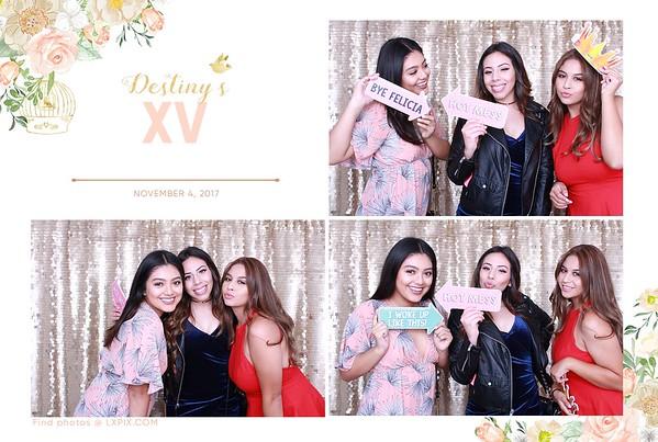 Destiny's XV