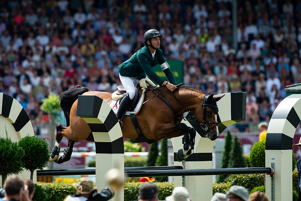 ROLEX GRAND-PRIX, THE GRAND PRIX OF AACHEN