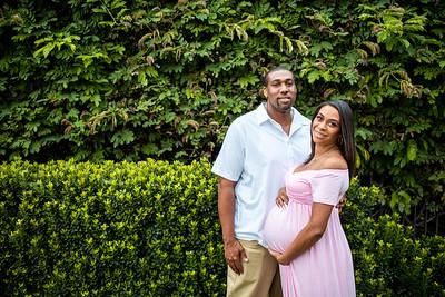 Stephanie + Josh Belly Bump | San Diego Maternity Photographer