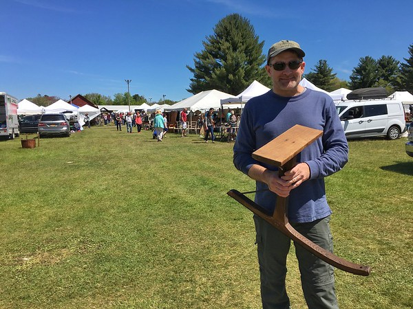 Brimfield Antiques Show - Spring 2019