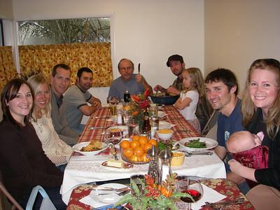 Chili Dinner November 2007