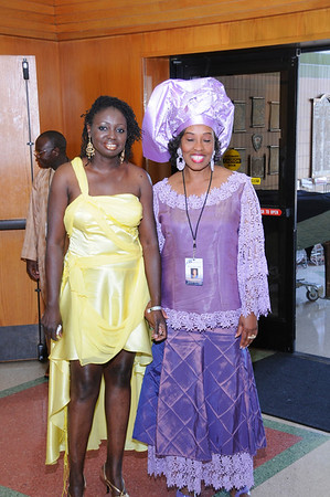 2008 African Induction Ceremony - Photos