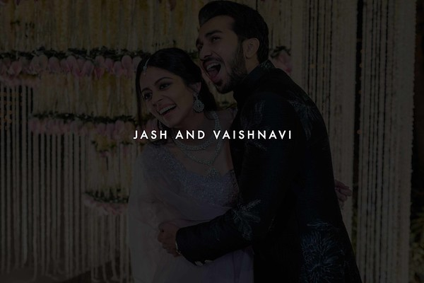 Jash and Vaishnavi